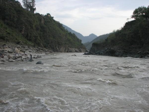 Alaknanda River Rudraprayag